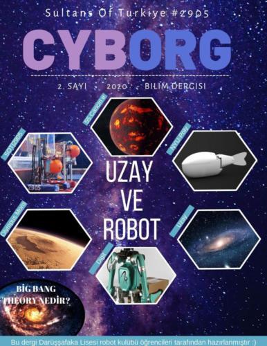 Cyborg!